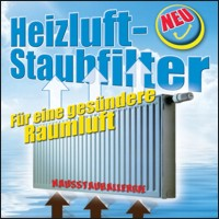 Hausstaub-AERO-Filter